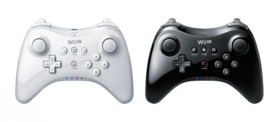 Nintendo WiiU Pro Controller