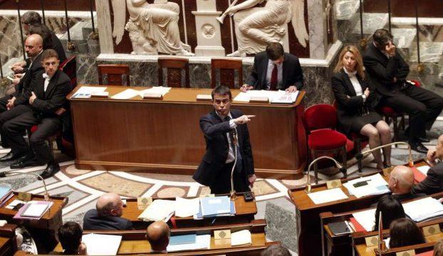 Manuel Valls - Assemblée Nationale